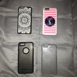 Accessories - iPhone 6 or 6s phone cases